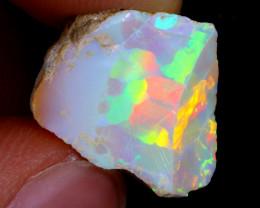 4cts Ethiopian Welo Rough Opal / WR2872