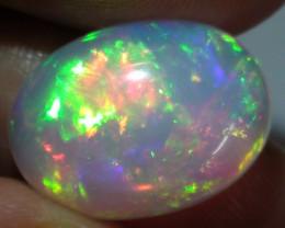 9.15 ct Ethiopian Gem Color Welo Opal Cab M451