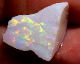 6.20 CTS  WHITE OPAL RUB COOBER PEDY DT-A2567