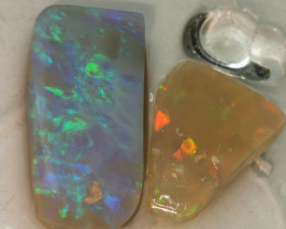 CUTTERS PARCEL OF OPAL ROUGH