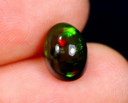 1.71cts Natural Ethiopian Smoked Opal / HM454