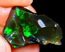 17cts Ethiopian Crystal Rough Specimen Rough / CR1327