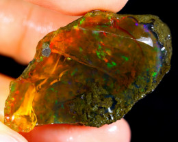 42cts Ethiopian Crystal Rough Specimen Rough / CR1329