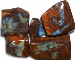 315 CTS BLUE BOULDER OPAL ROUGH -  [PS 128]