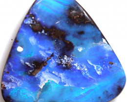 31.20 CTS BOULDER OPAL-WELL POLISHED -FRANKLIN [BMA9696]