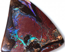 62.50 CTS STUNNING BOULDER OPAL FROM KOROIT [BMA9715]