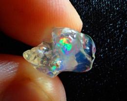 4.7ct Natural  Rough Specimen Mexican Fire Opal