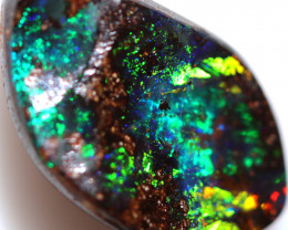 6.33 CTS BOULDER OPAL FROM JUNDAH - WELL POLISHED [BMA9724]