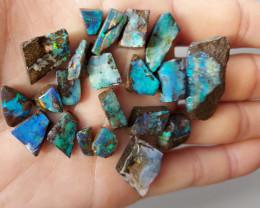 115 CTS Rough Boulder Opal Parcel