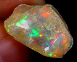 12cts Ethiopian Welo Rough Opal / WR2896