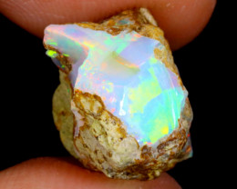 7cts Ethiopian Welo Rough Opal / WR2901