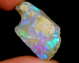 10cts Ethiopian Welo Rough Opal / WR2915