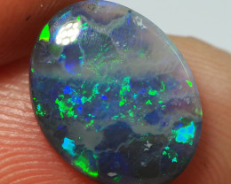 1.55CTS DARK OPAL FROM LIGHTNING RIDGE AL717