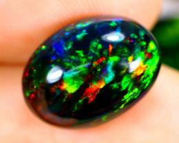 4.78cts Ethiopan Smoked opal / CR1352