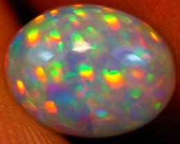 9X7 MM Broadflash Pattern!!  Welo Ethiopian Opal-IA410