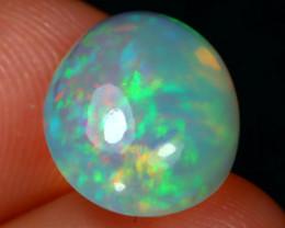 Welo Opal 2.15Ct Natural Ethiopian Play Of Color Welo Opal E0902