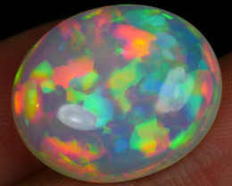11.465 CRT STUNNING WELO CHAFF CLOUDY BEAUTIFULL PLAY COLOR WELO OPAL-