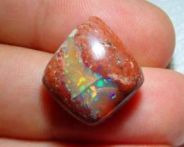 13ct Mexican Matrix Cantera Multicoloured Fire Opal