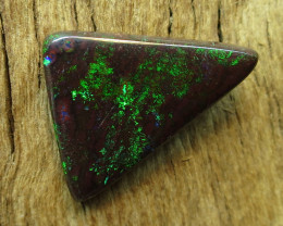 8.5cts. $1nr; BOULDER WOOD FOSSIL OPAL.