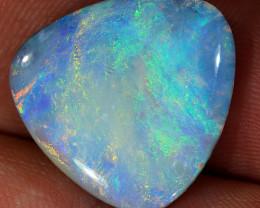 15.8ct 18.5x18mm Queensland Boulder Opal  [LOB-3377]