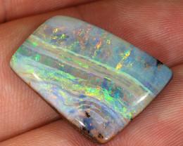 22ct 23x17mm Queensland Boulder Opal  [LOB-3385]