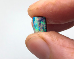 2.3ct Crystal with broad green flash QB1011