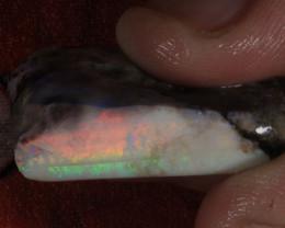 Untreated Andamooka Matrix opal -Ungraded [28380]