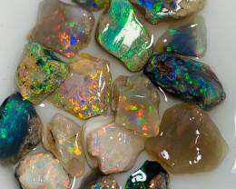 Bright & Multicolour Rough Parcel - Small Gems to Cut