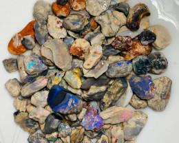 Multicolour Nobby Rough Parcel - Plenty of Pieces to Cut & Polish