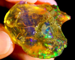 48cts Ethiopian Crystal Rough Specimen Rough / CR1378