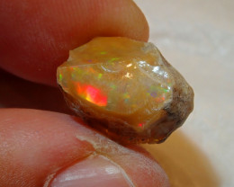 7.57ct -#A7 - Gamble Rough from Wello Dalanta