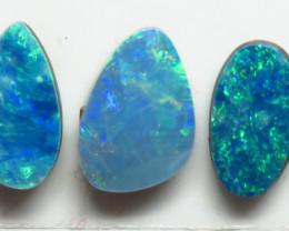 5 Stone 3.35ct Australian Doublet Opal Parcel