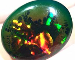 Cts. 27.80   Smoked Ethiopian Opal   RF397