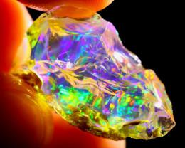 18cts Ethiopian Crystal Rough Specimen Rough / CR1391