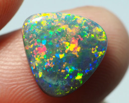 2.05CT BLACK OPAL  LIGHTNING RIDGE AL889