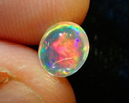 0.6ct. Mexican Multicoloured Fire Opal