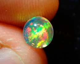 0.61ct. Mexican Multicoloured Fire Opal