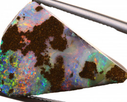 19.10 cts Australian Boulder Opal Rub DO-56