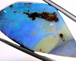 58 cts Australian Boulder Opal Rub DO-75