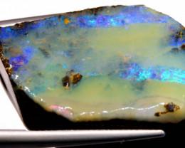 64.95 cts Australian Boulder Opal Rub DO-86