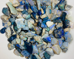 Bright & Potential Seam Rough Parcel - Plenty to Cut Small Stones