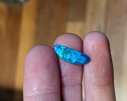 Black Opal Natural Australian Solid
