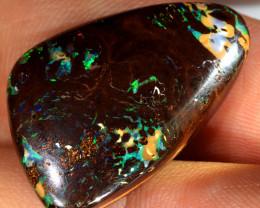 32.5ct 26x18mm Queensland Boulder Matrix Opal  [LOB-3425]