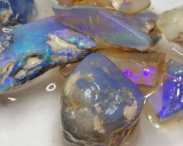 CUTTERS MATERIAL ROUGH OPAL LIGHTNING RIDGE