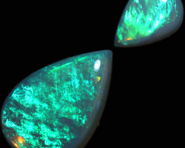 2.17 CTS CRYSTAL OPAL FROM COOBER PEDY SET 2  [CP7022]