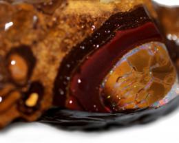 425 Cts polished top   Yowah Opal CH517