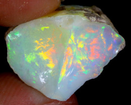12cts Natural Ethiopian Welo Rough Opal / WR3057