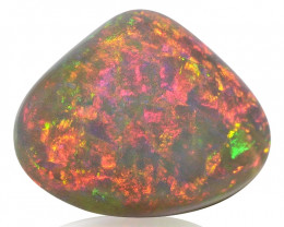 10.70 ct Stunning Red Welo Opal from Ethiopia