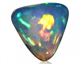 6.04 ct Very Bright Puzzle  Welo Opal - Ethiopia