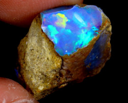 9cts Natural Ethiopian Welo Rough Opal / WR3113